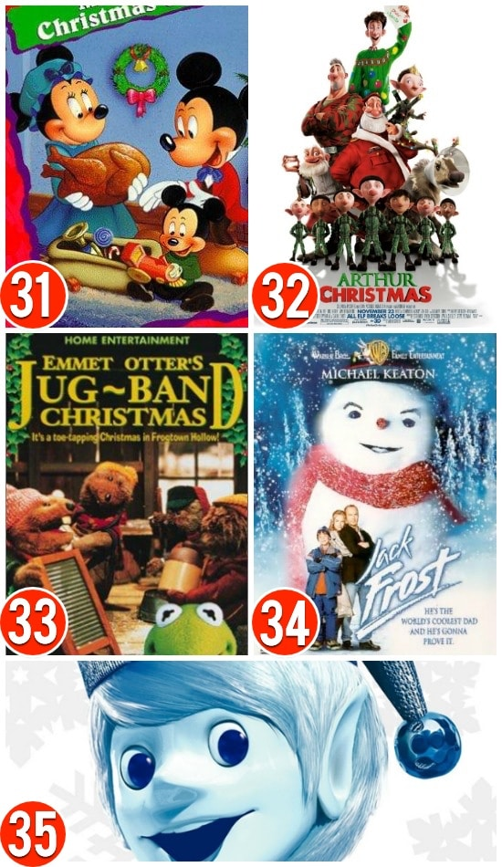 Christmas Movies for Kids