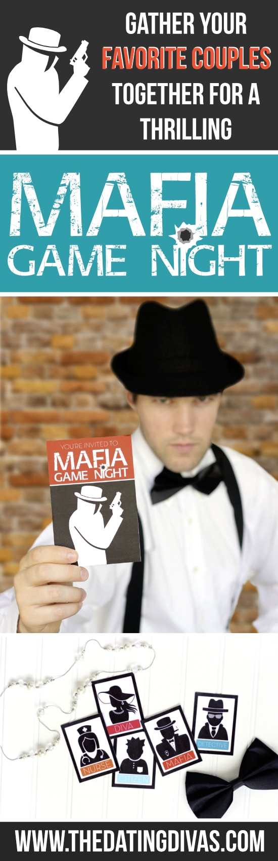 Mafia Game Night