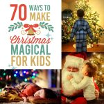 70 Ways to Make Christmas Magical