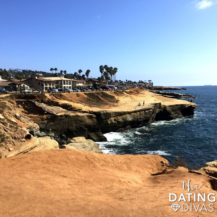 Ocean front property in San Diego with gorgeous views!
