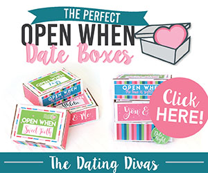 Open When Date Box from The Dating Divas