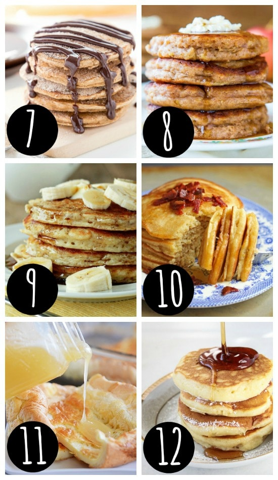 Favorite Christmas Breakfast Ideas