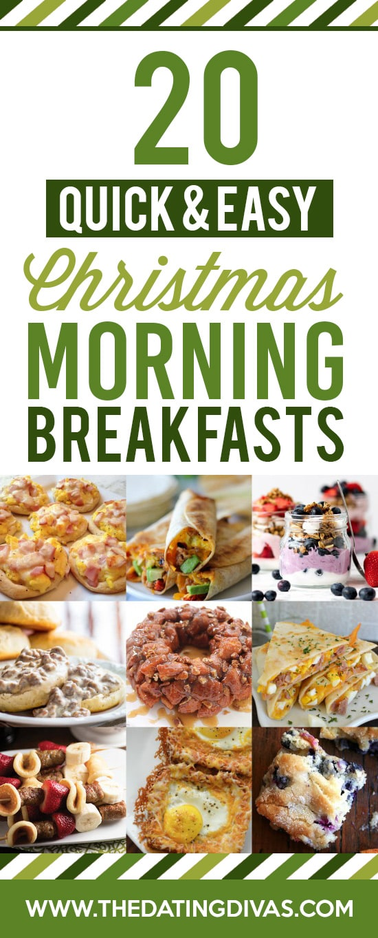 Quick and Easy Christmas Breakfast Ideas
