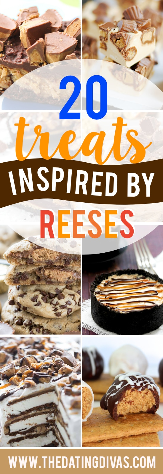 Treats Inspired by Reese's Peanut Butter Cups