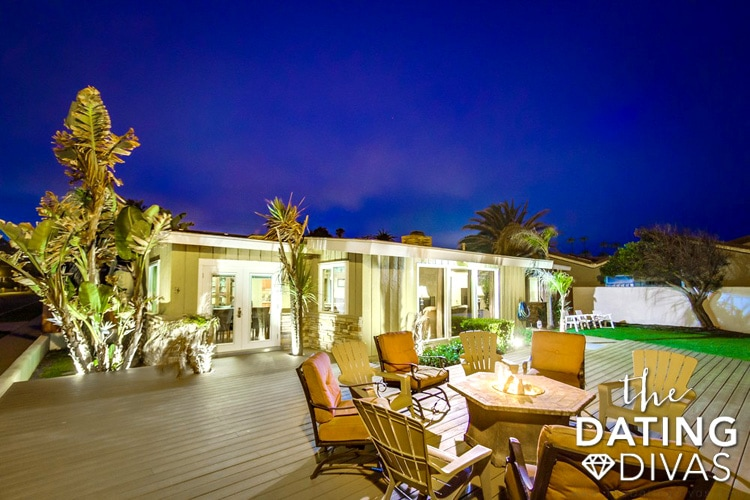 The perfect vacation spot for reunions, large groups, business retreats in San Diego California.
