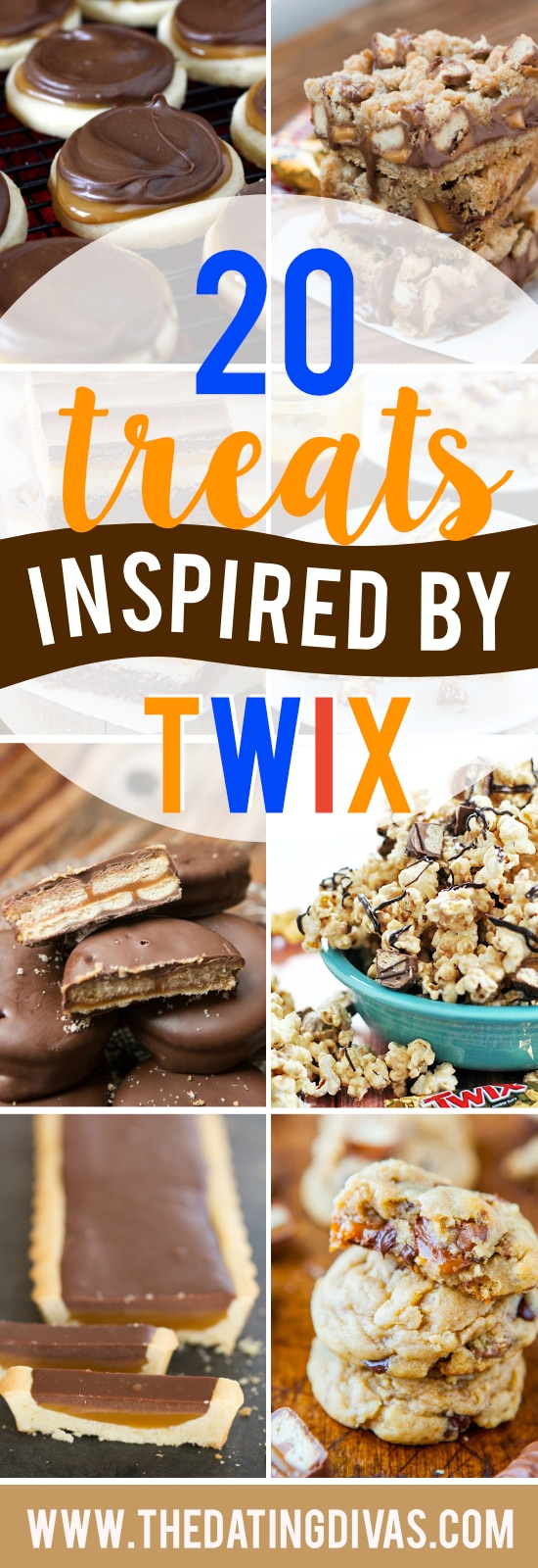 Treats Inspired by Twix