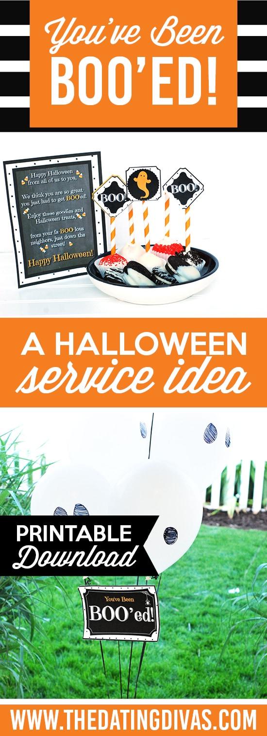 Halloween Service Idea