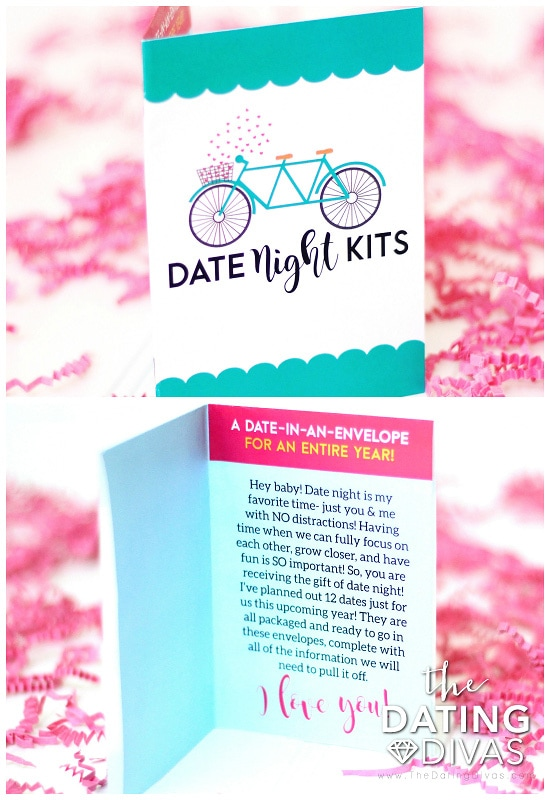 Date Night Kits Instructions