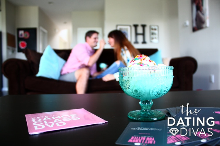 Enjoy quality time together as you try every unique Datebox!