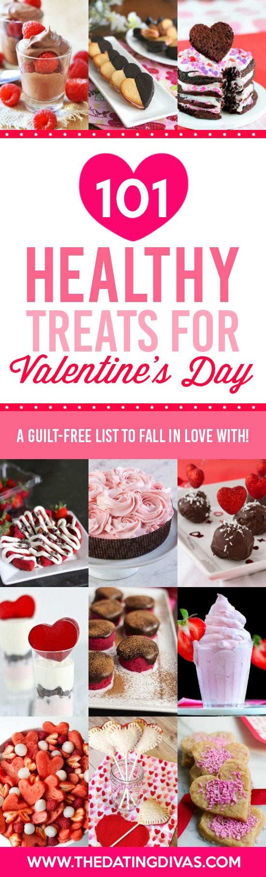 101 healthy treats for valentines day - Healthy Valentines Treats