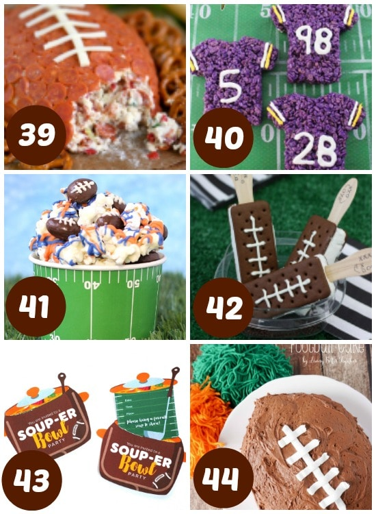 Super Bowl foods to please a crowd.