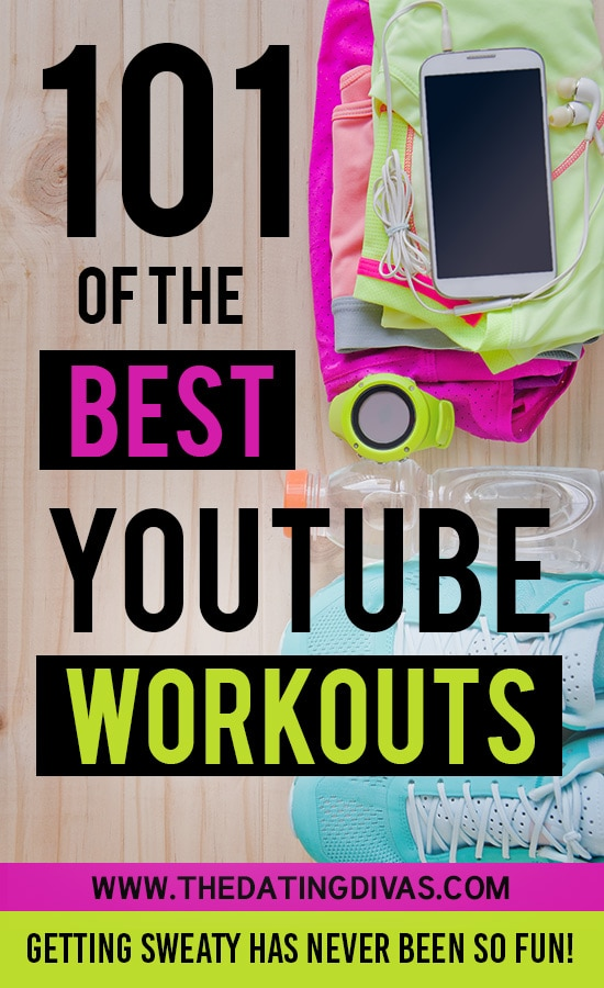 101 YouTube Workouts