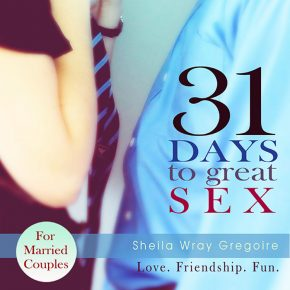 Enter for your chance to WIN The 31 Days to Great Sex Ebook