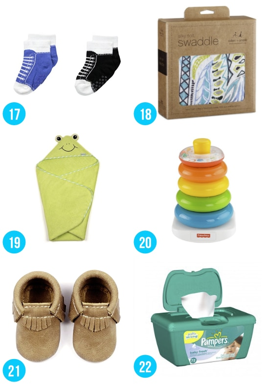 Gift Ideas for Baby Boys