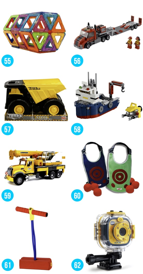 5-8 Year Old Boy Gifts