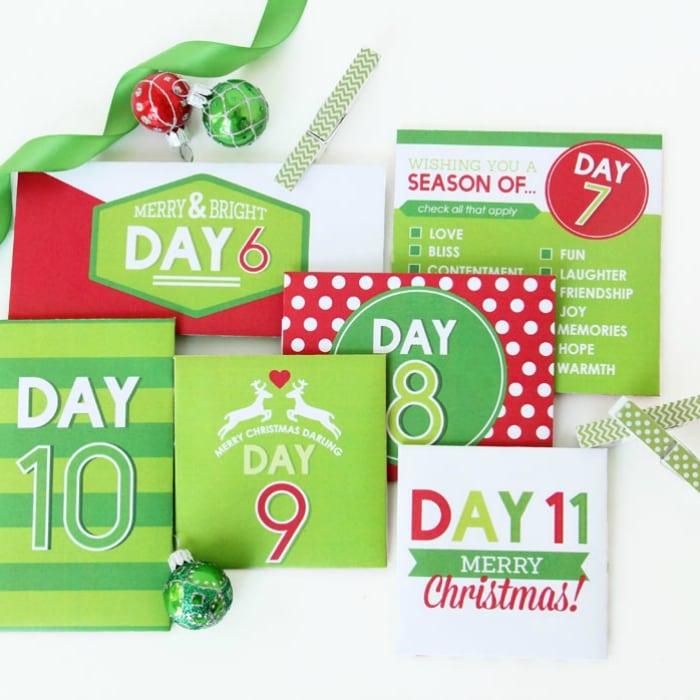 Spouse Christmas Countdown