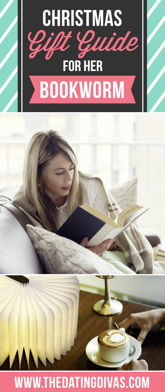 Gift Guide for Bookworm