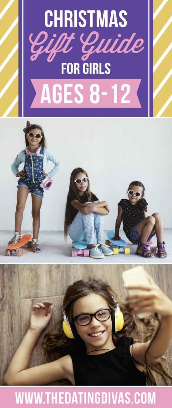 Gift Guide for Girls 8-12