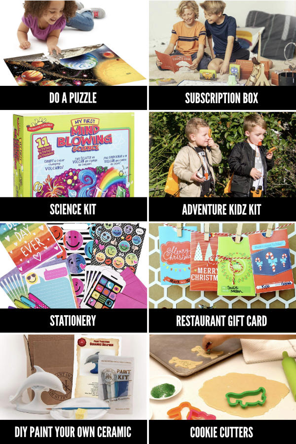 Christmas Gift Ideas for Kids To Do