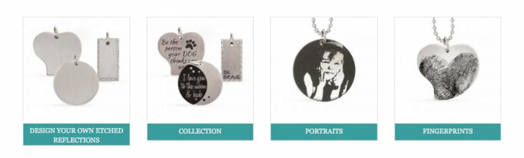 Custom Pendant Jewelry