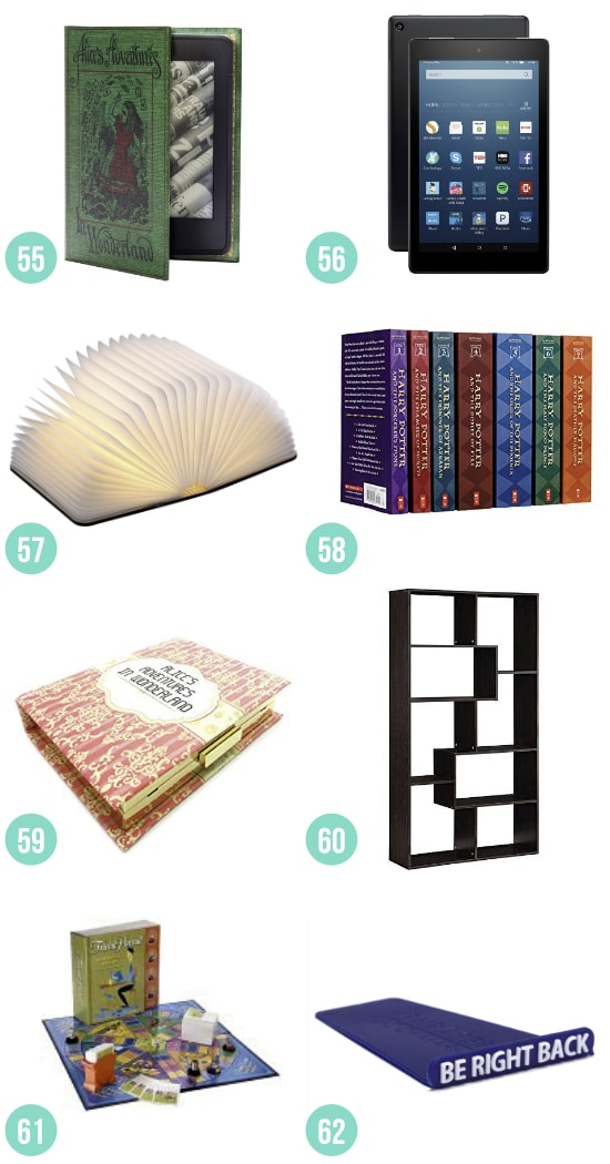 Christmas Gifts for the Bookworm