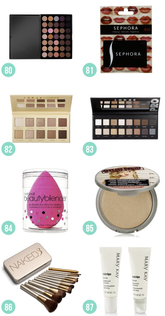 Beauty Gifts for Women