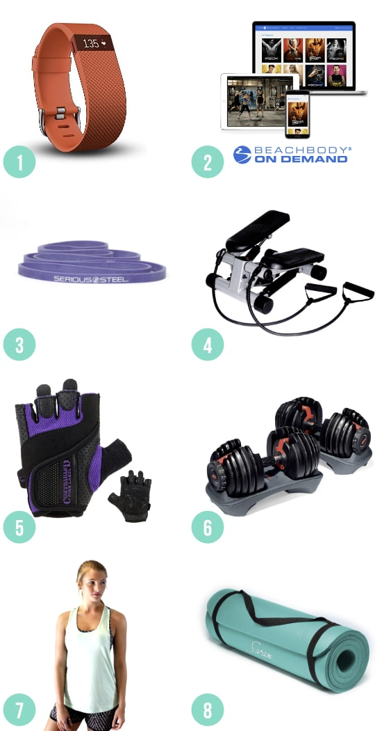 Gifts for Fitness Buffs