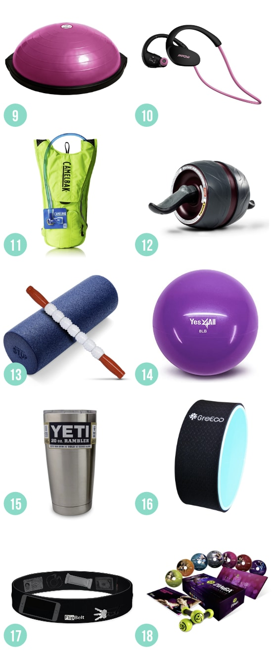 Workout Gifts for Women