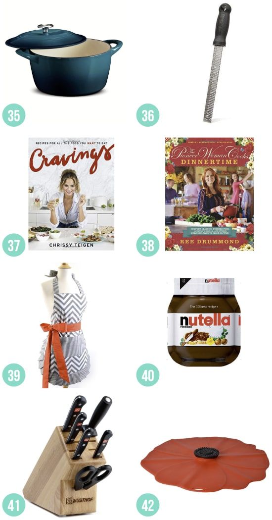 Christmas Gift Ideas for Foodie