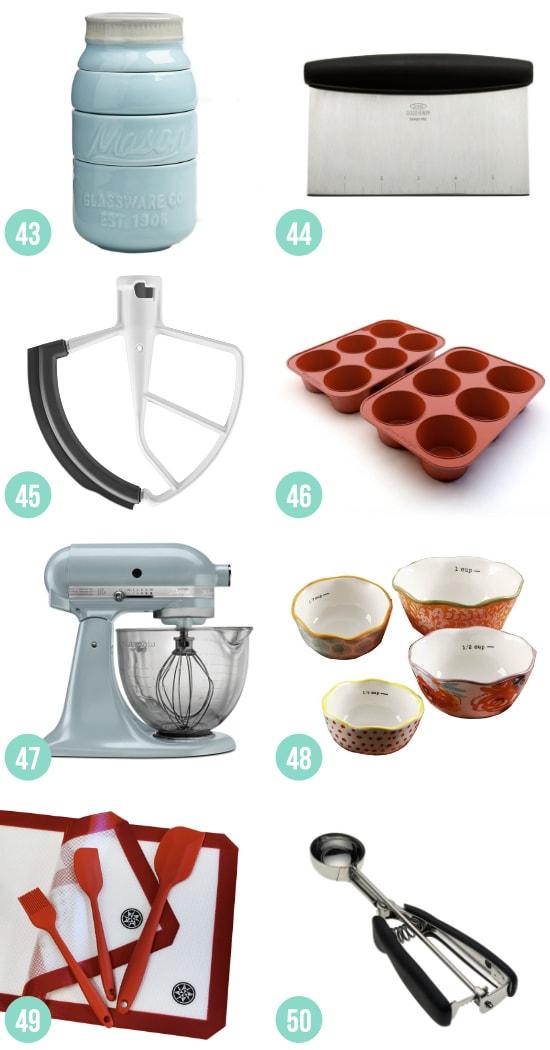 Gifts for Baker