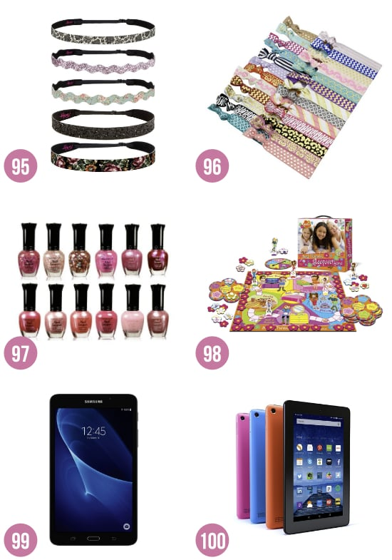 Gift Ideas for Girls 12-16