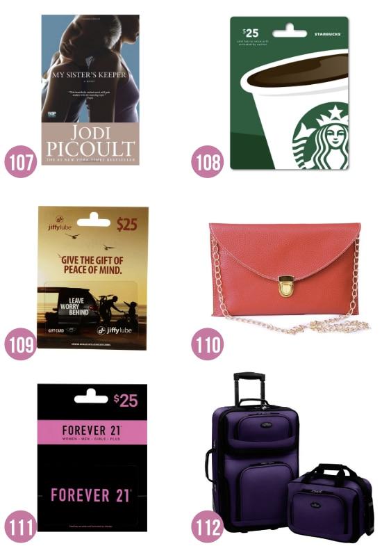 Gift Ideas for Girls 16-18