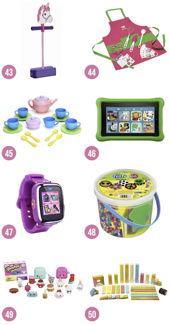 Ideas for Presents for Girls