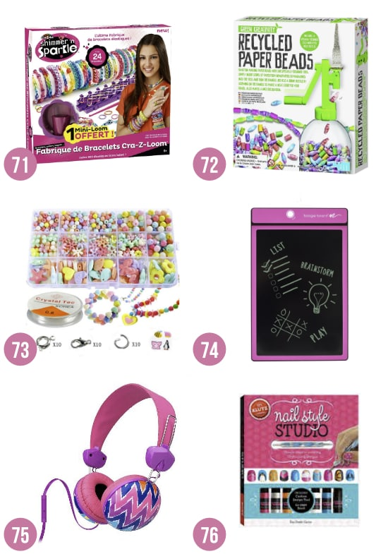 Gifts for Girls 8-12
