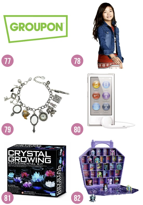 Gift Ideas for Girls 8-12