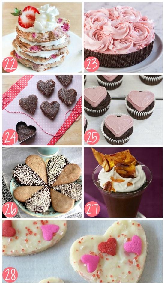 Gluten-Free Valentine's Treats