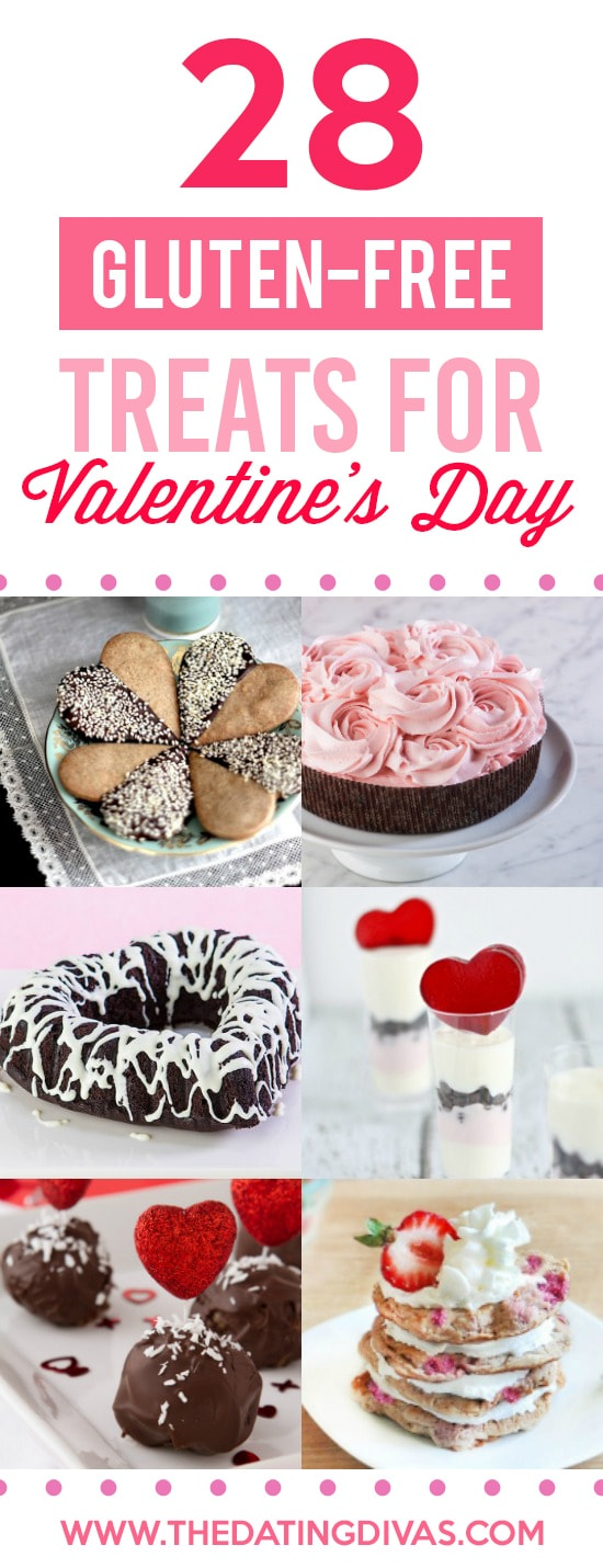 Gluten Free Healthy Treats for Valentine's Day