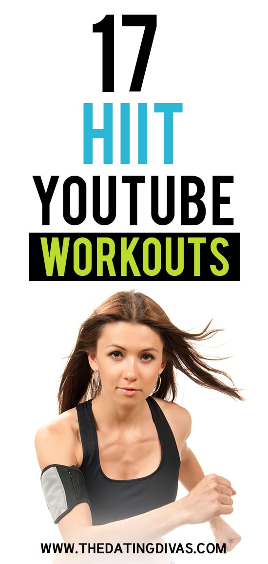 HIIT YouTube Workouts