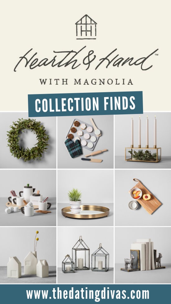 Hearth and Hand Magnolia Collection Finds #fixerupper #hearth&hand