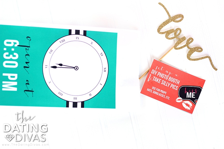 New Year's Eve Countdown Activity Card