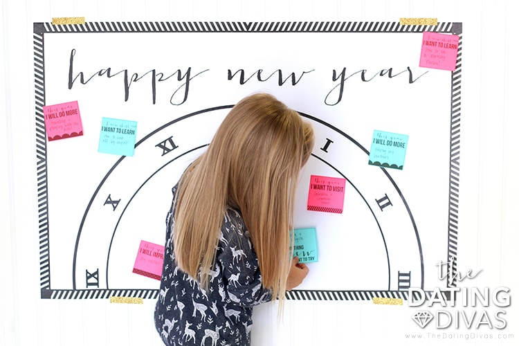 New Year's Eve Resolutions