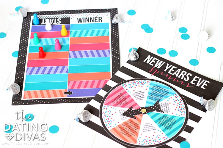 New Year's Eve Countdown Game