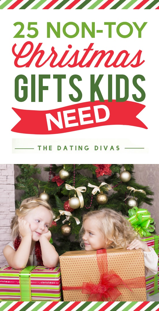 Christmas Toys For The Needy : Non toy christmas gifts the dating divas