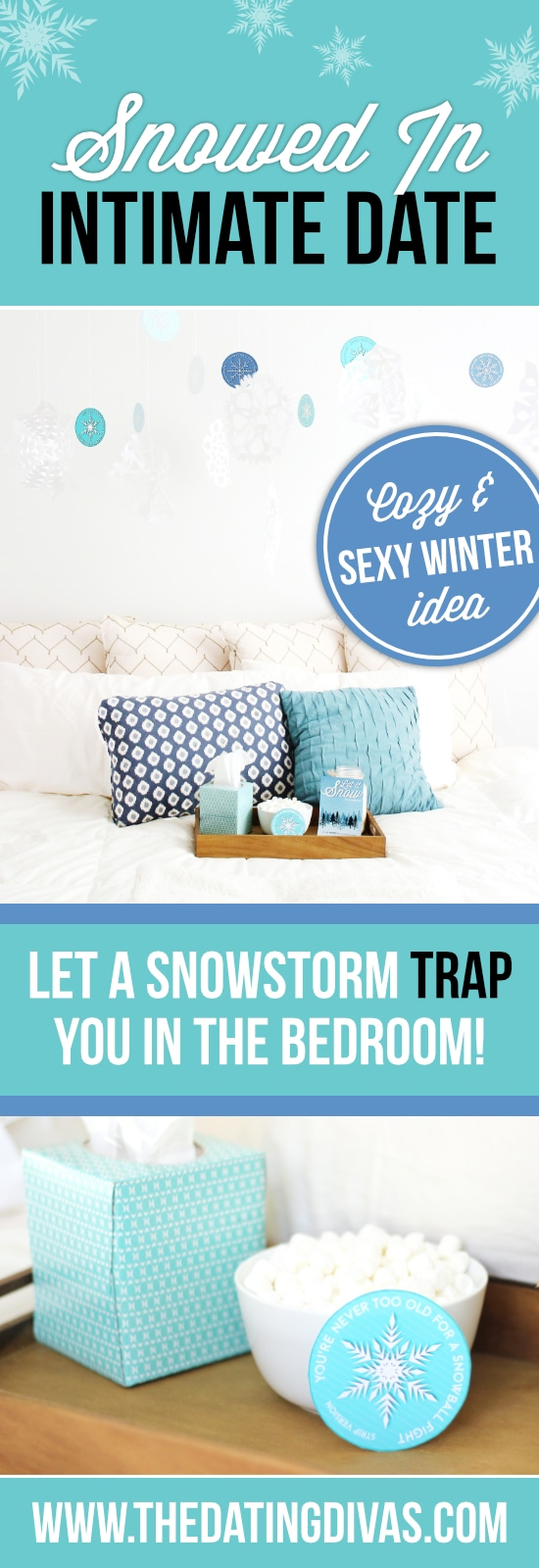 Snowed In Sexy Winter Idea