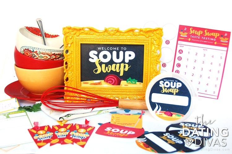 Soup Swap Party