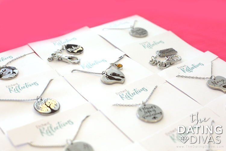 Stamp the Moment Beautiful Custom Jewelry Gifts
