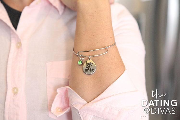 Stamp the Moment Custom Bracelet