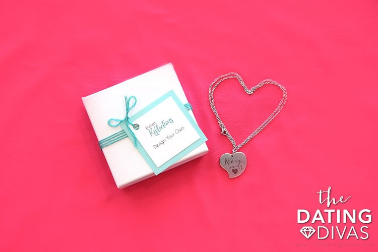 Stamp the Moment Jewelry Gift