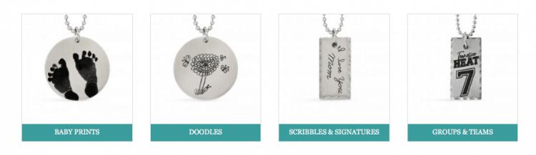 Stamp the Moment Custom Jewelry