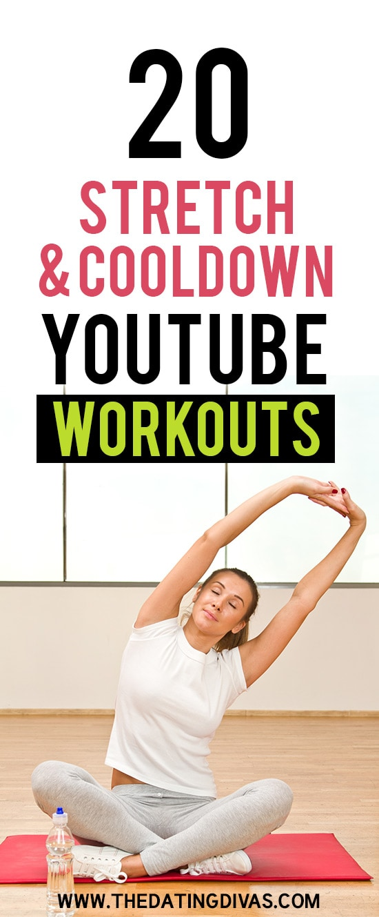 Stretch Cooldown YouTube Workouts